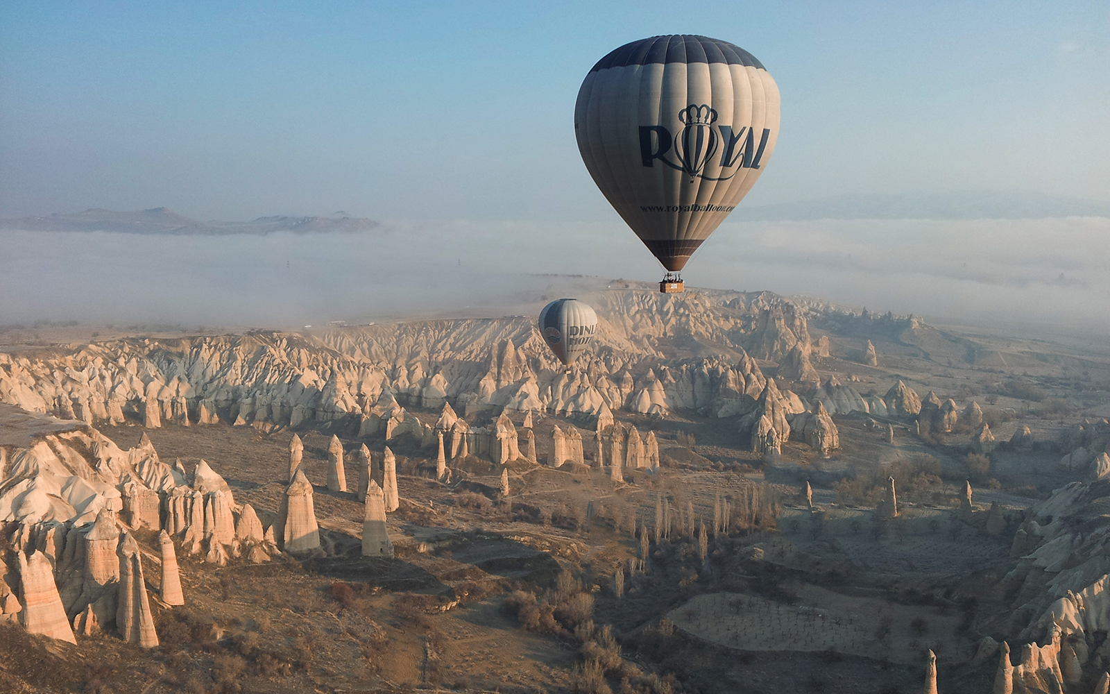 Best Hot-Air Balloon Rides: Royal Balloon, Cappadocia