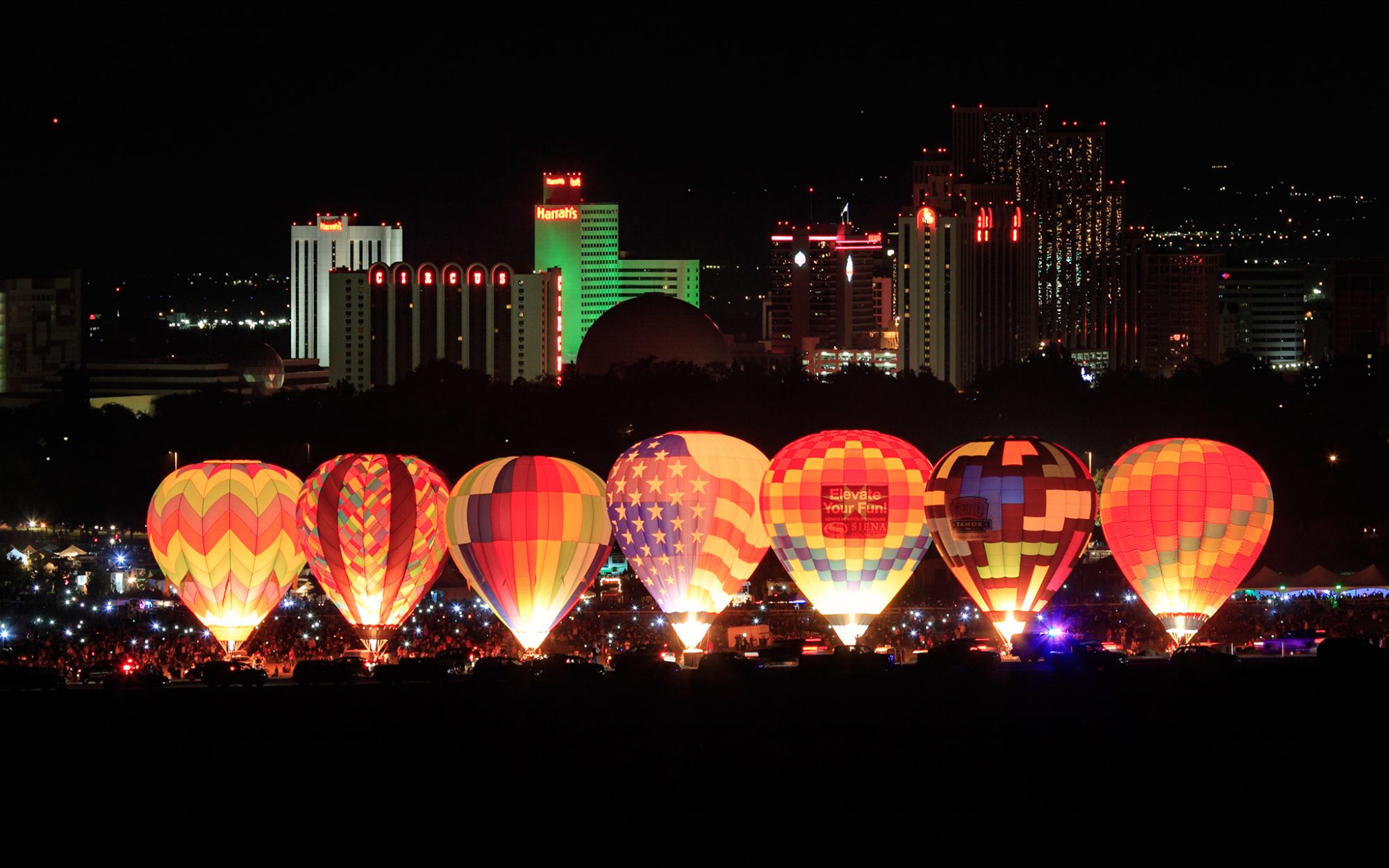 Best Hot-Air Balloon Rides: Reno Balloon
