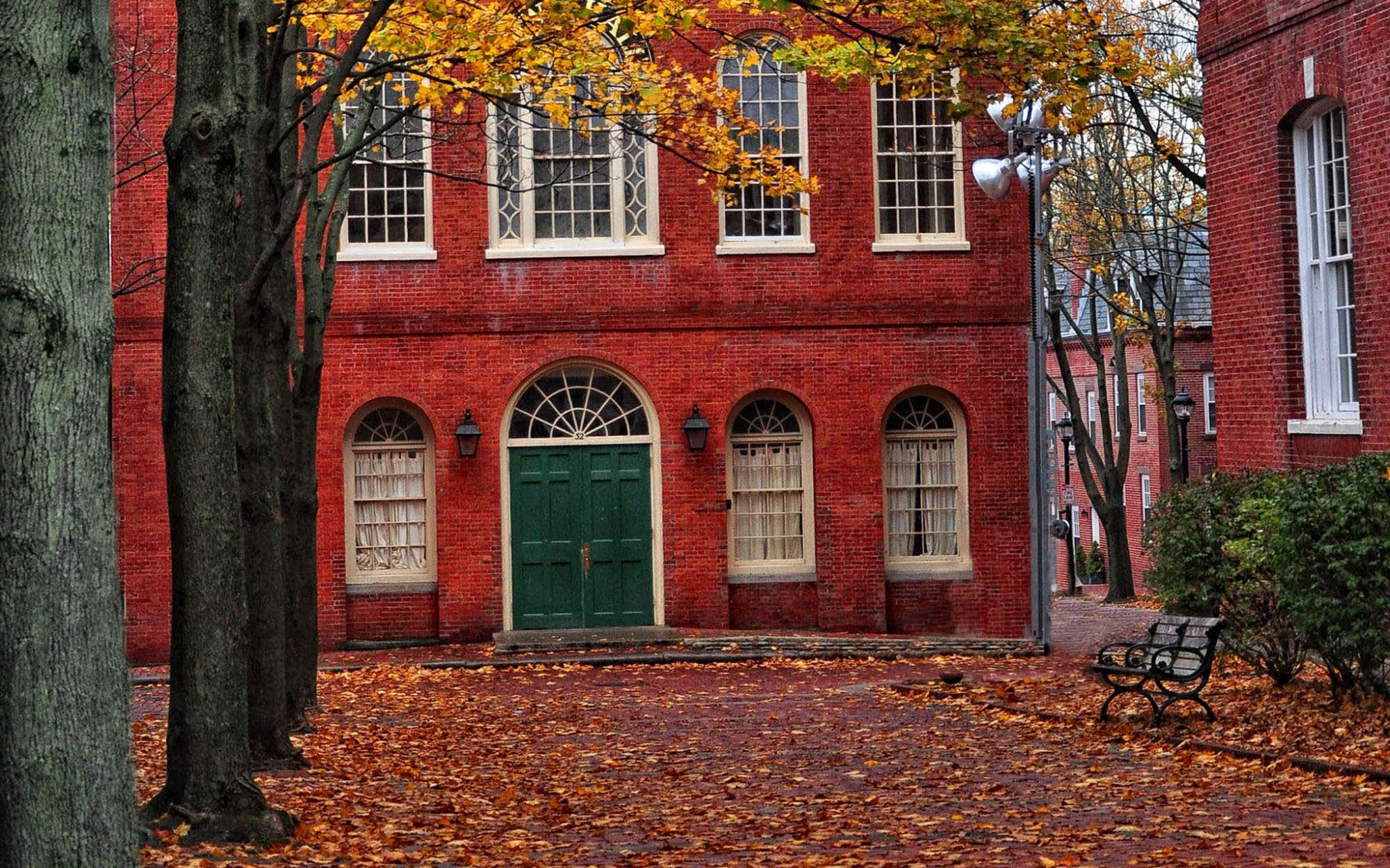 America's Best Towns for Fall Colors: Salem, MA