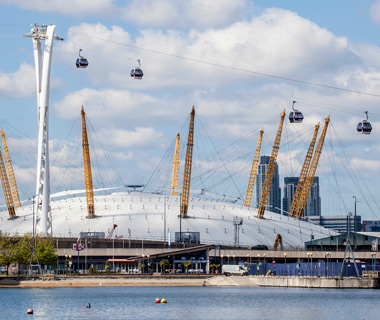 London's coolest new attractions: The Emirates Air Line