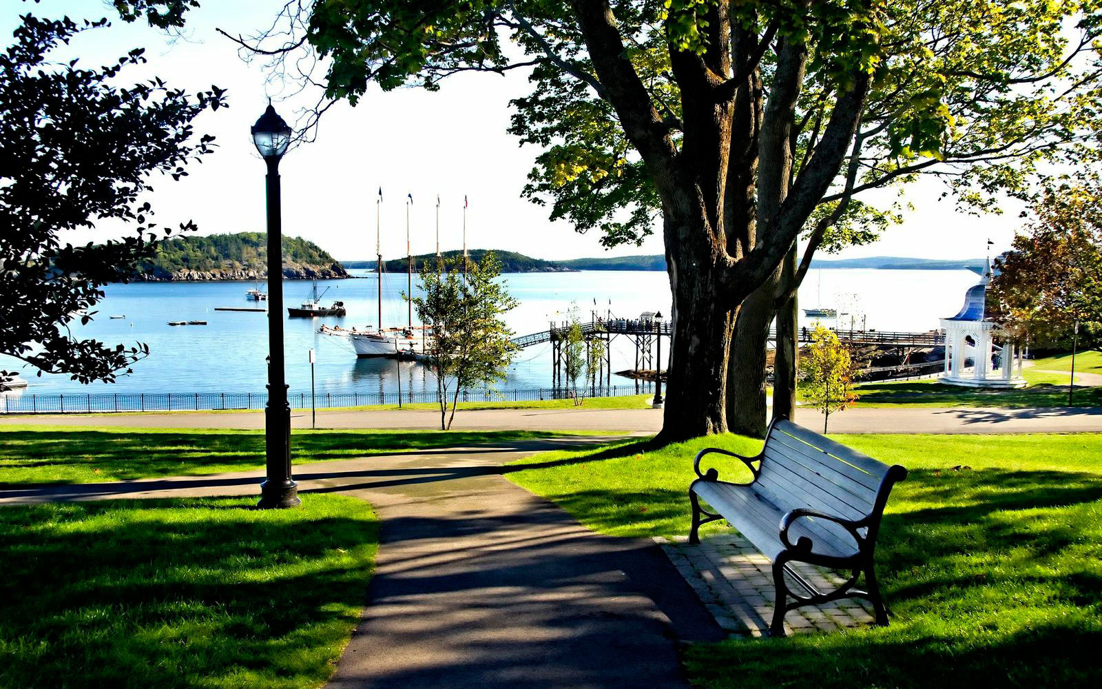 America's Best Beach Towns: Bar Harbor, ME