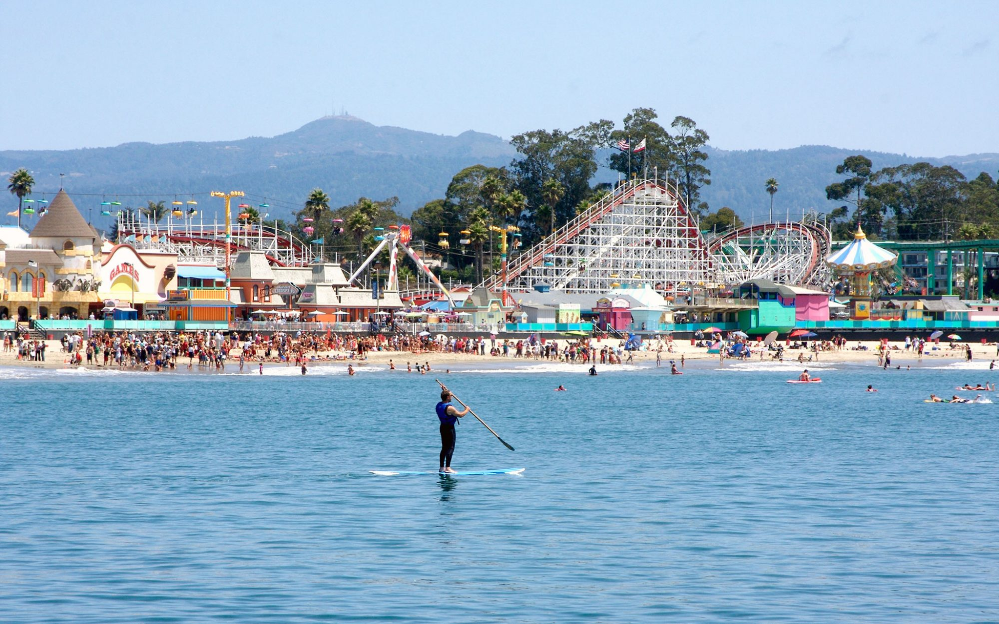 America's Best Beach Towns: Santa Cruz, CA