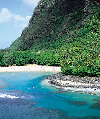 Beautiful Beaches to Visit in 2014: Ke'e Beach, Kauai, HI