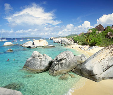 Beautiful Beaches to Visit in 2014: Beautiful Beaches to Visit in 2014: The Baths, Virgin Gorda, BVI