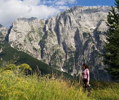 Walking and Hiking: Slovenia