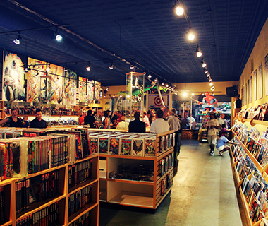 America's Best Comic Book Shops: Heroes Aren't Hard to Find