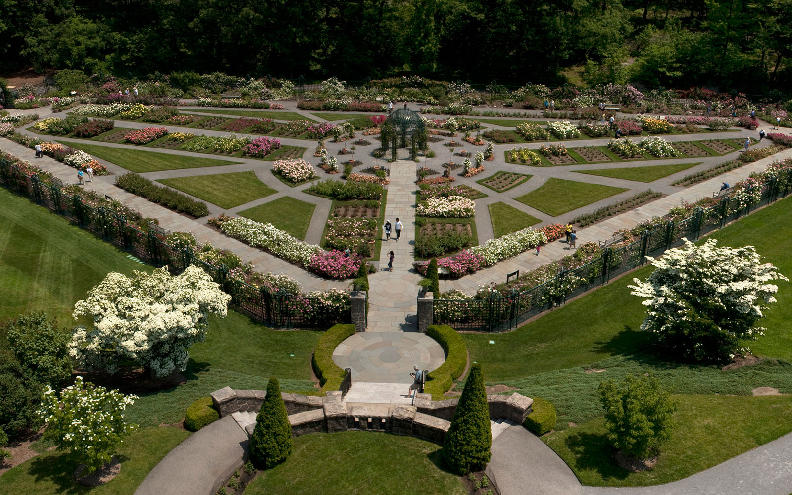 America's Most Beautiful Gardens: The New York Botanical Garden