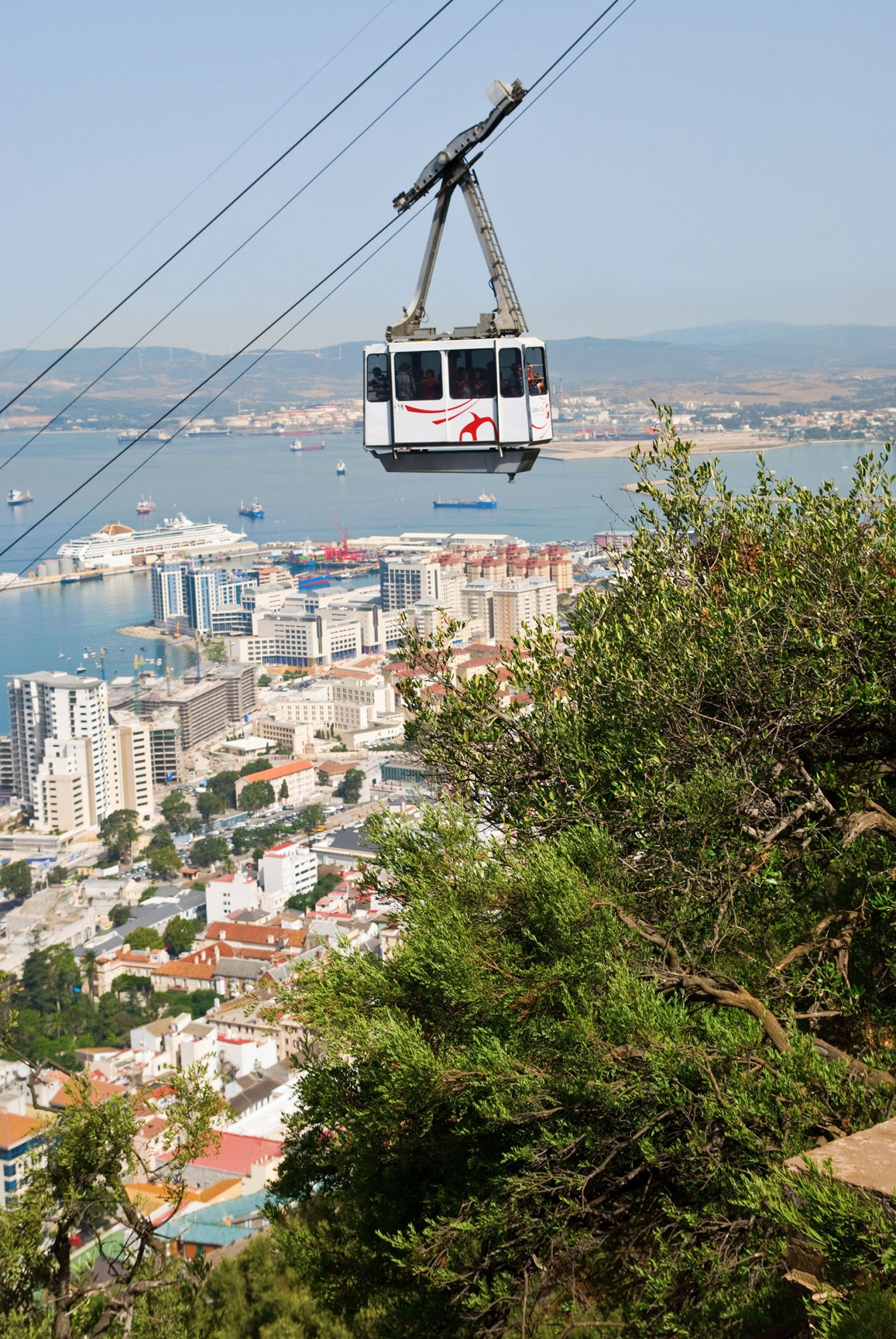 World's Coolest Tram Rides: Gibraltar