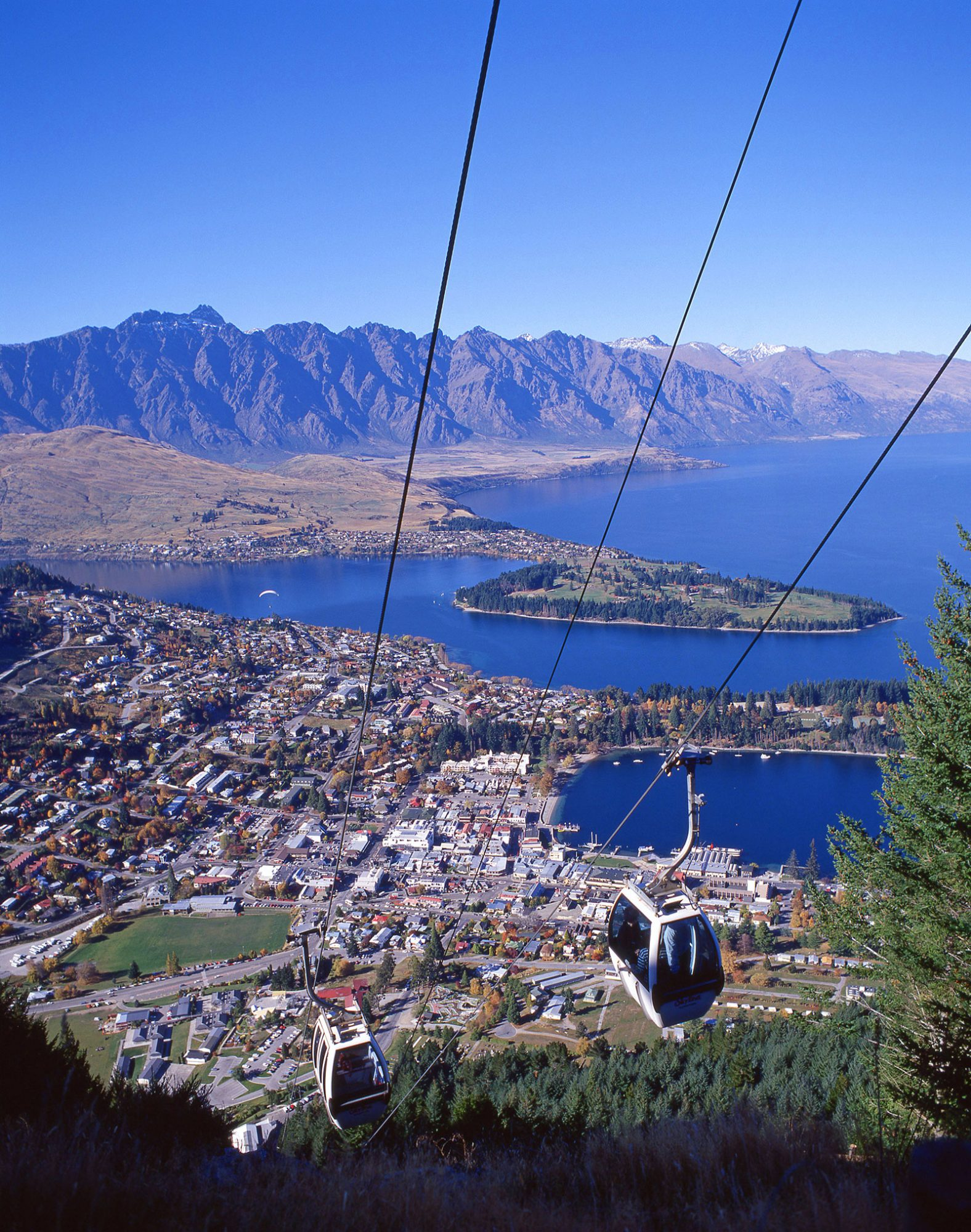 World's Coolest Tram Rides: Skyline Gondola, Queenstown, New Zealand