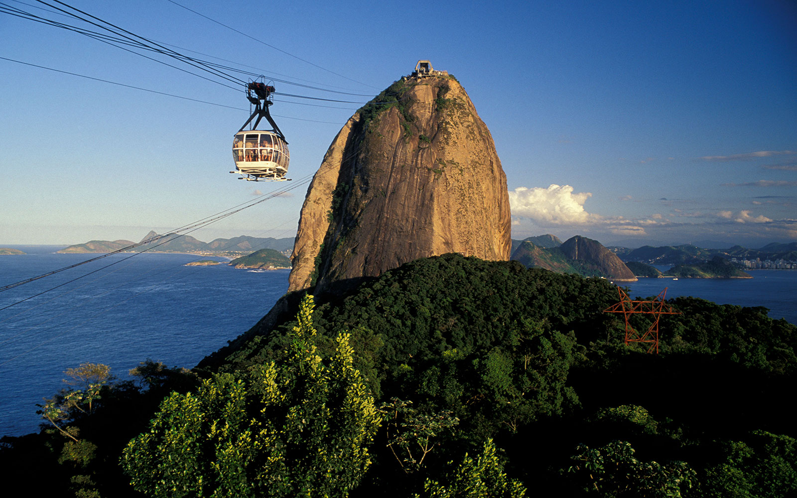 World's Coolest Tram Rides: Sugarloaf Cable Cars, Rio de Janeiro
