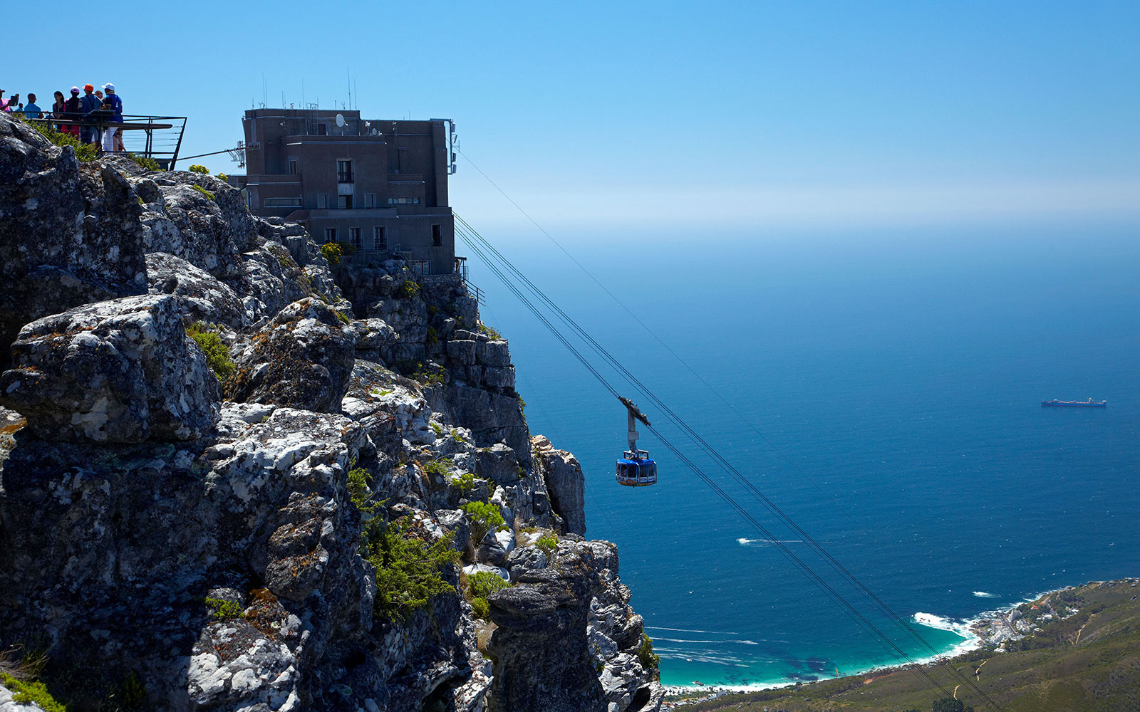 World's Coolest Tram Rides: Table Mountain Aerial Cableway, Cape Town