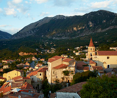 Town of Maratea