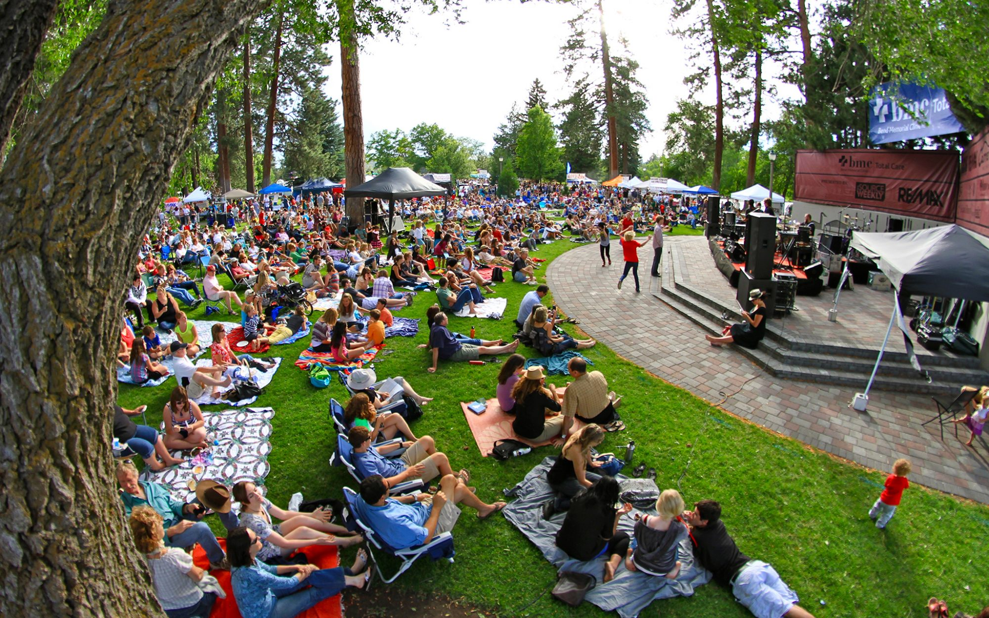 America's Best Towns for July 4th: Bend