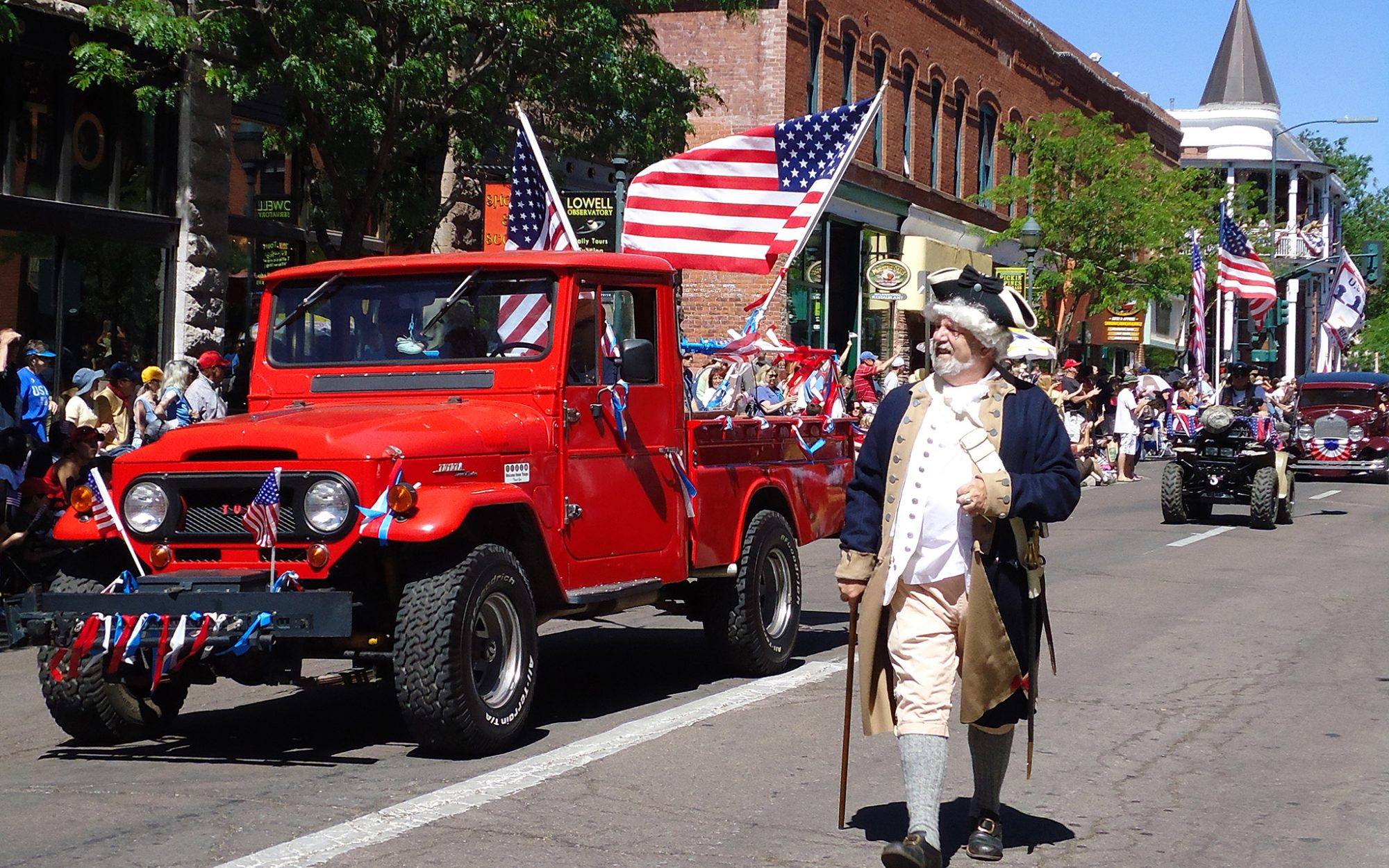 America's Best Towns for July 4th: Flagstaff
