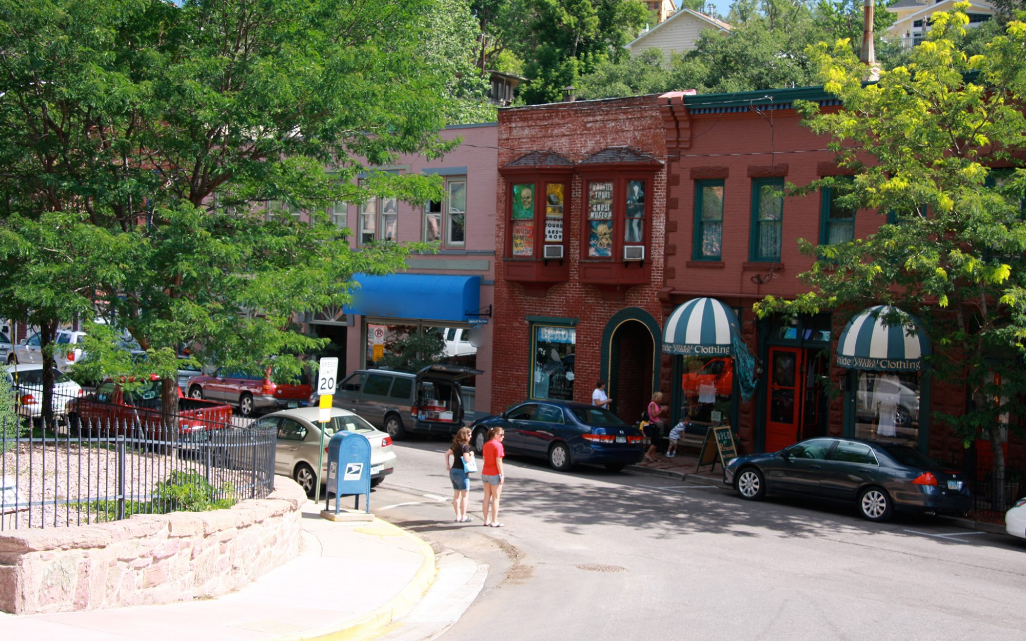 America's Best Towns for July 4th: Manitou Springs