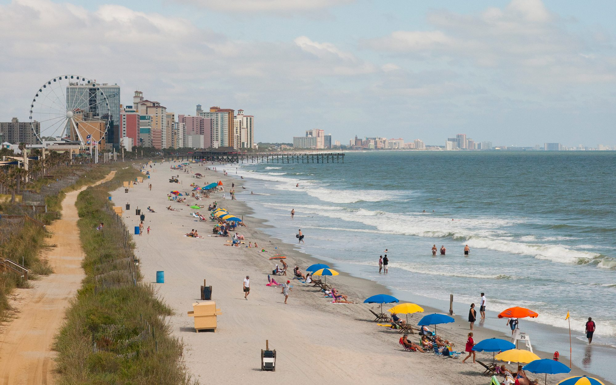 America's Best Towns for July 4th: Myrtle Beach