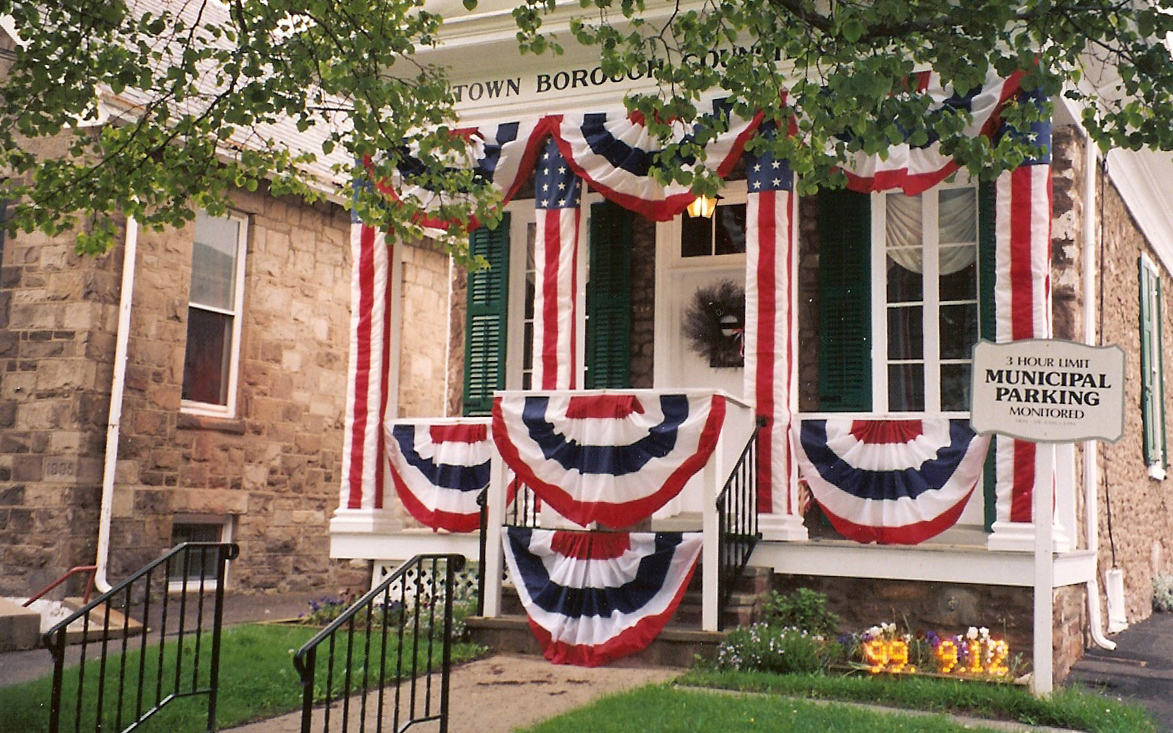 America's Best Towns for July 4th: Newtown