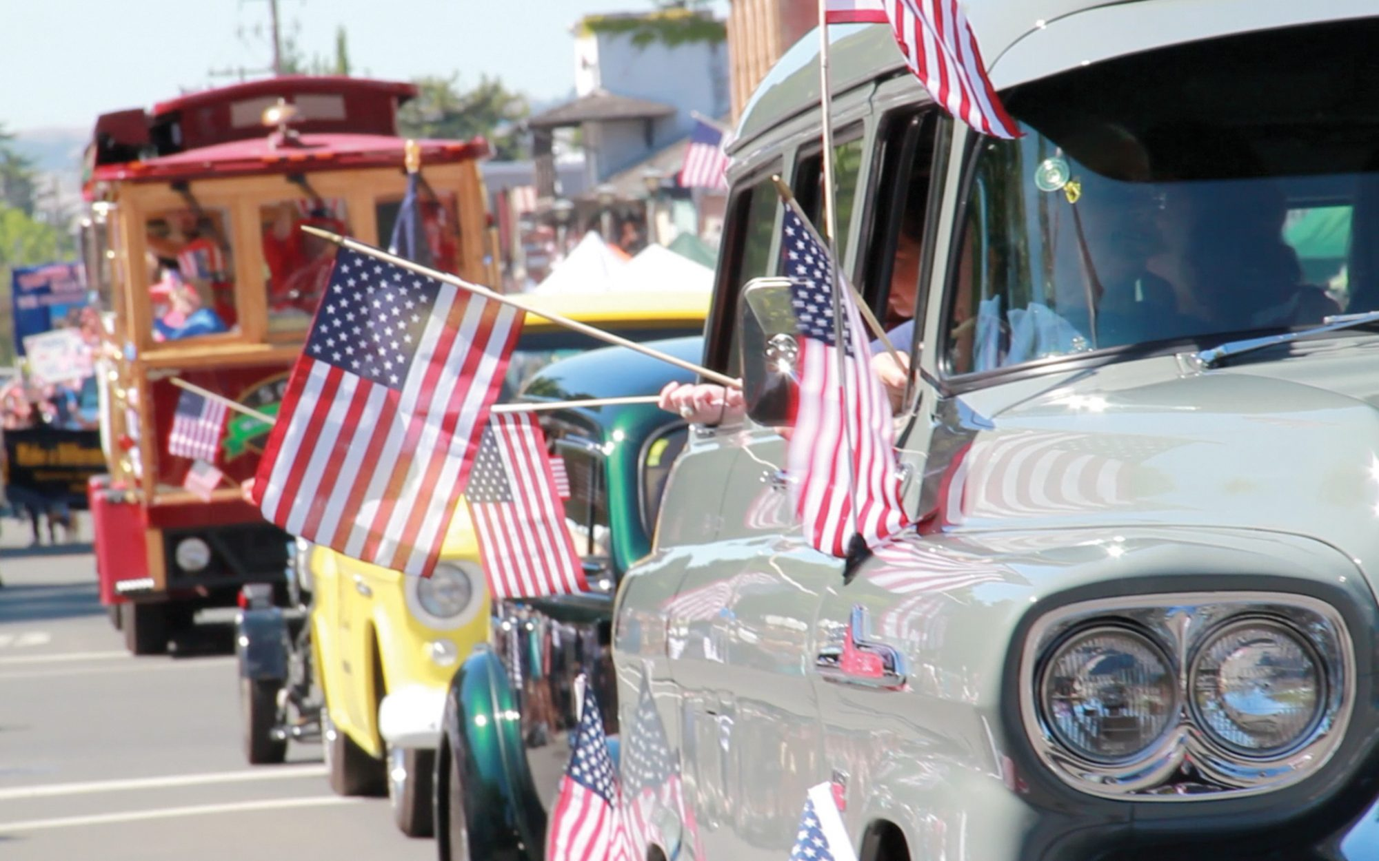 America's Best Towns for July 4th: Sonoma