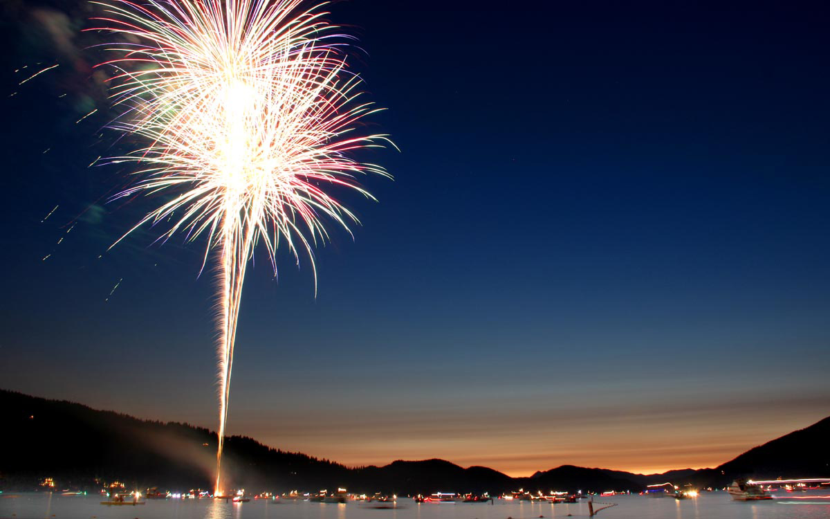America's Best Towns for July 4th: Whitefish