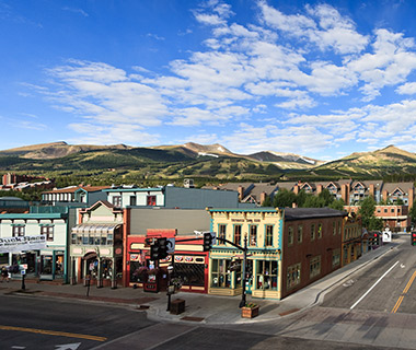 America's Favorite Mountain Towns: Breckenridge, CO