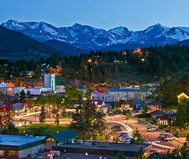 America's Favorite Mountain Towns: Estes Park, CO