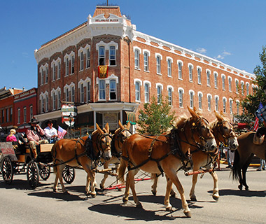 America's Favorite Mountain Towns: Leadville, CO