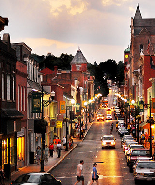 America's Favorite Mountain Towns: Staunton, VA