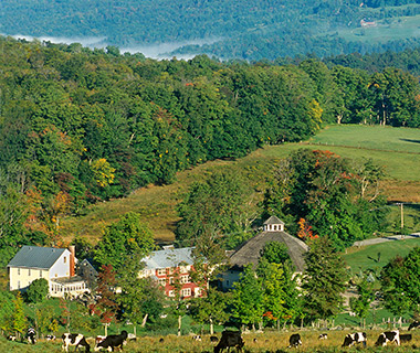 America's Favorite Mountain Towns: Stowe