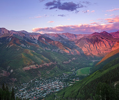 America's Favorite Mountain Towns: Telluride, CO