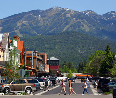 America's Favorite Mountain Towns: Whitefish, MT