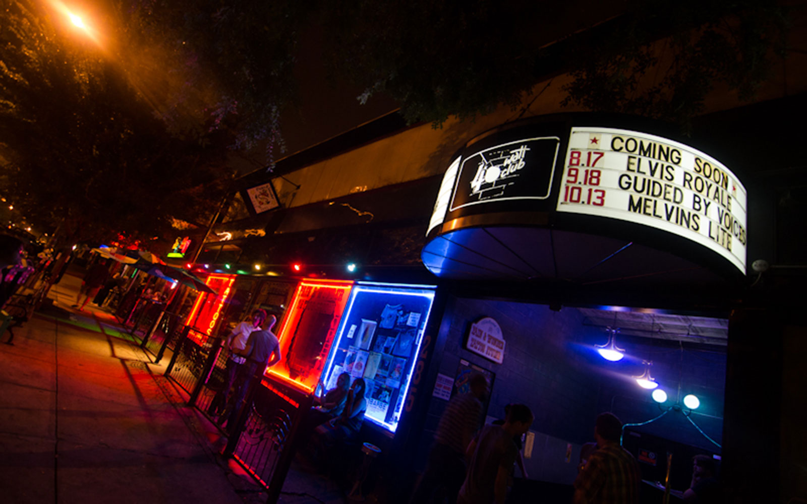 America's Coolest Music Venues: 40 Watt Club