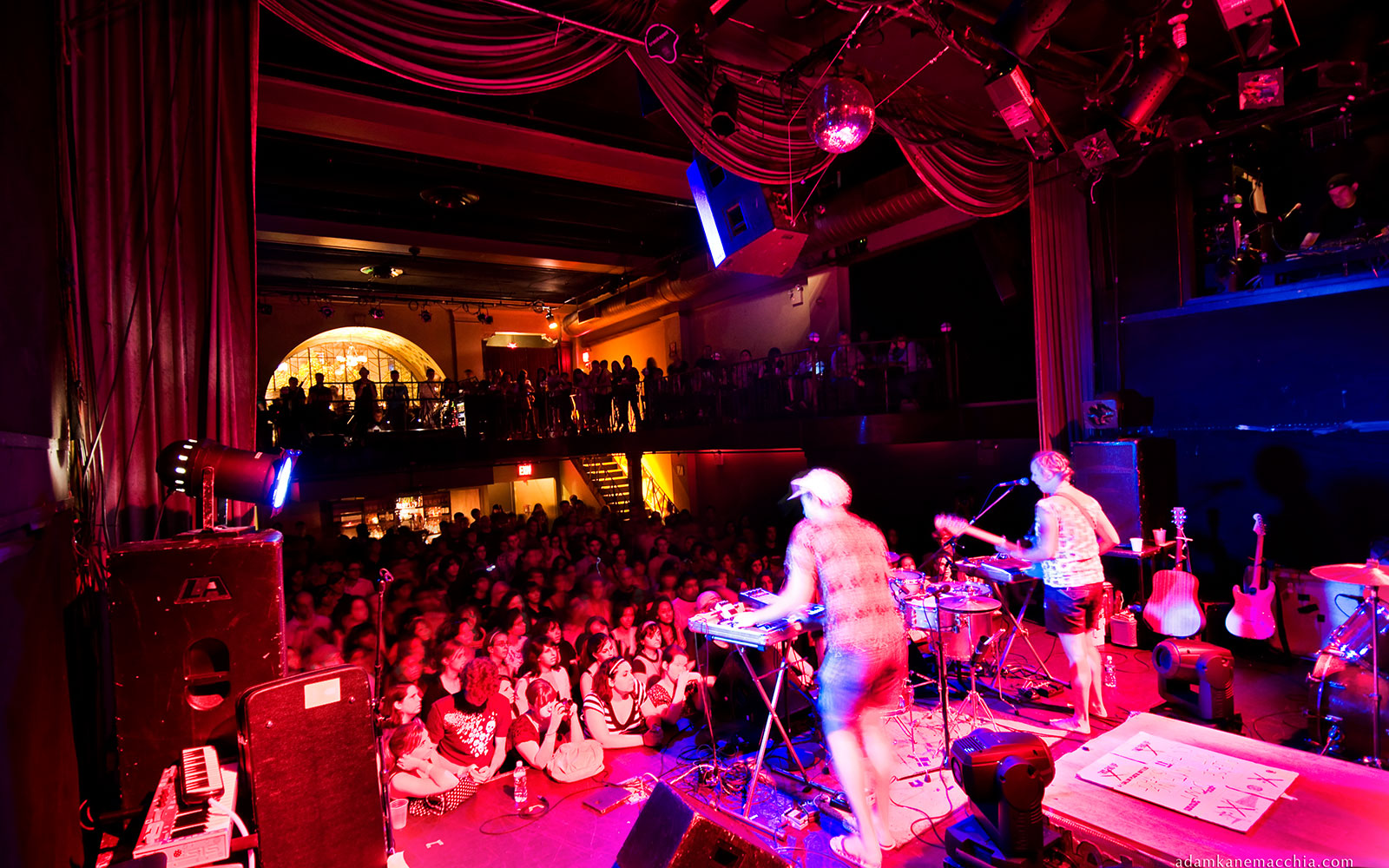 America's Coolest Music Venues: Bowery Ballroom