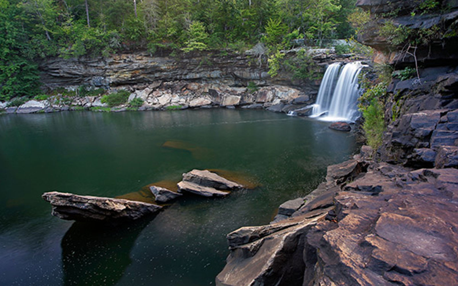 Little River Canyon, Alabama