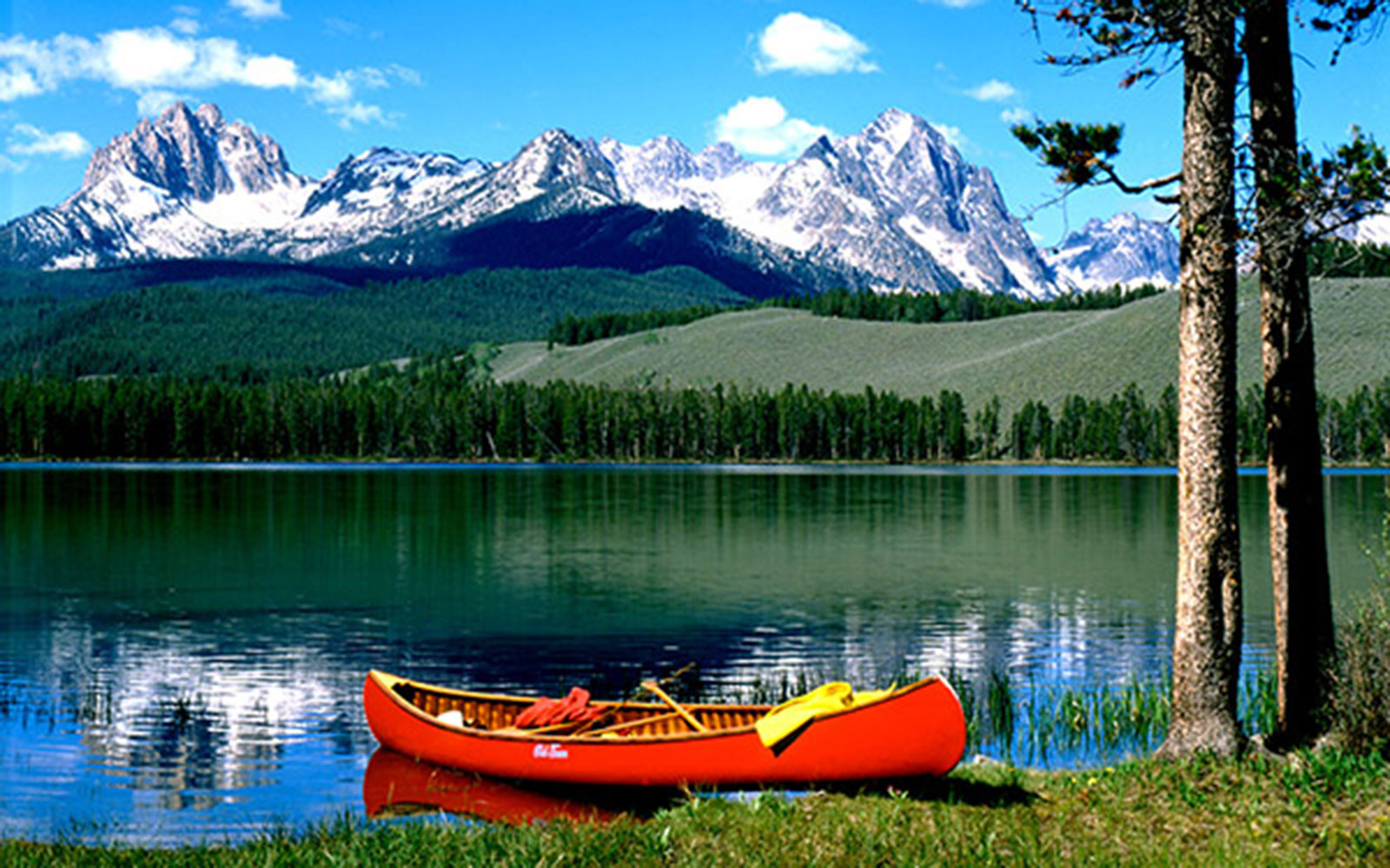 Redfish Lake, Idaho
