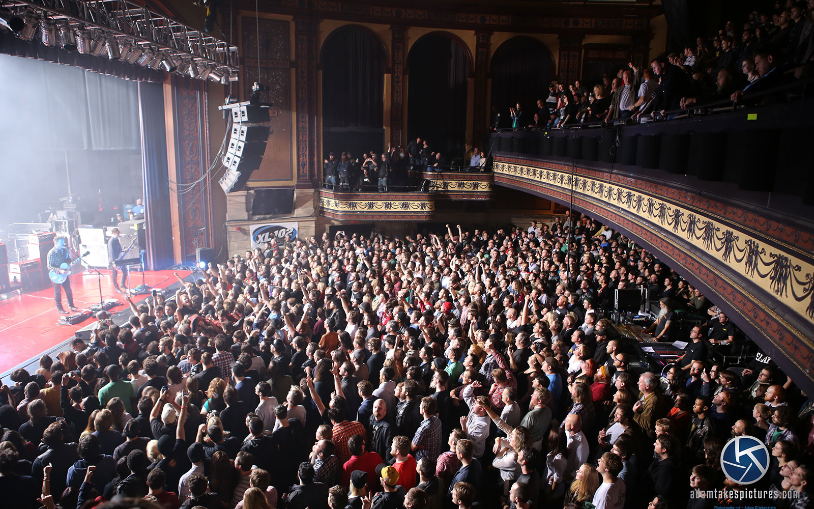 America's Coolest Music Venues: The National
