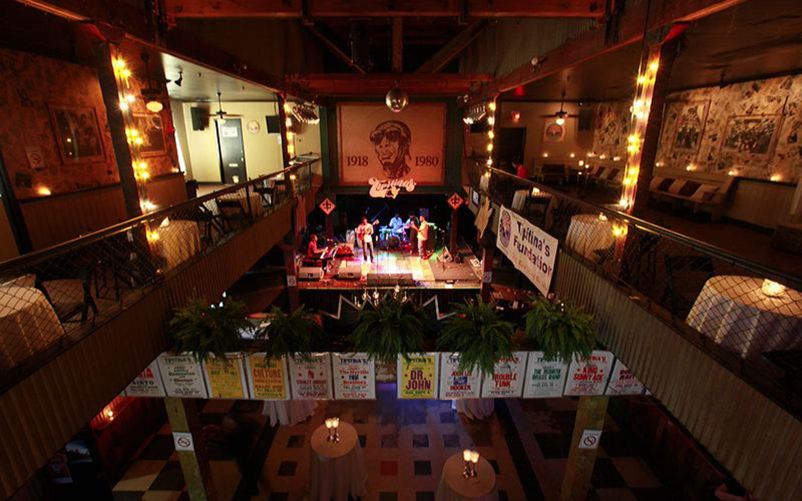 America's Coolest Music Venues: Tipitina's