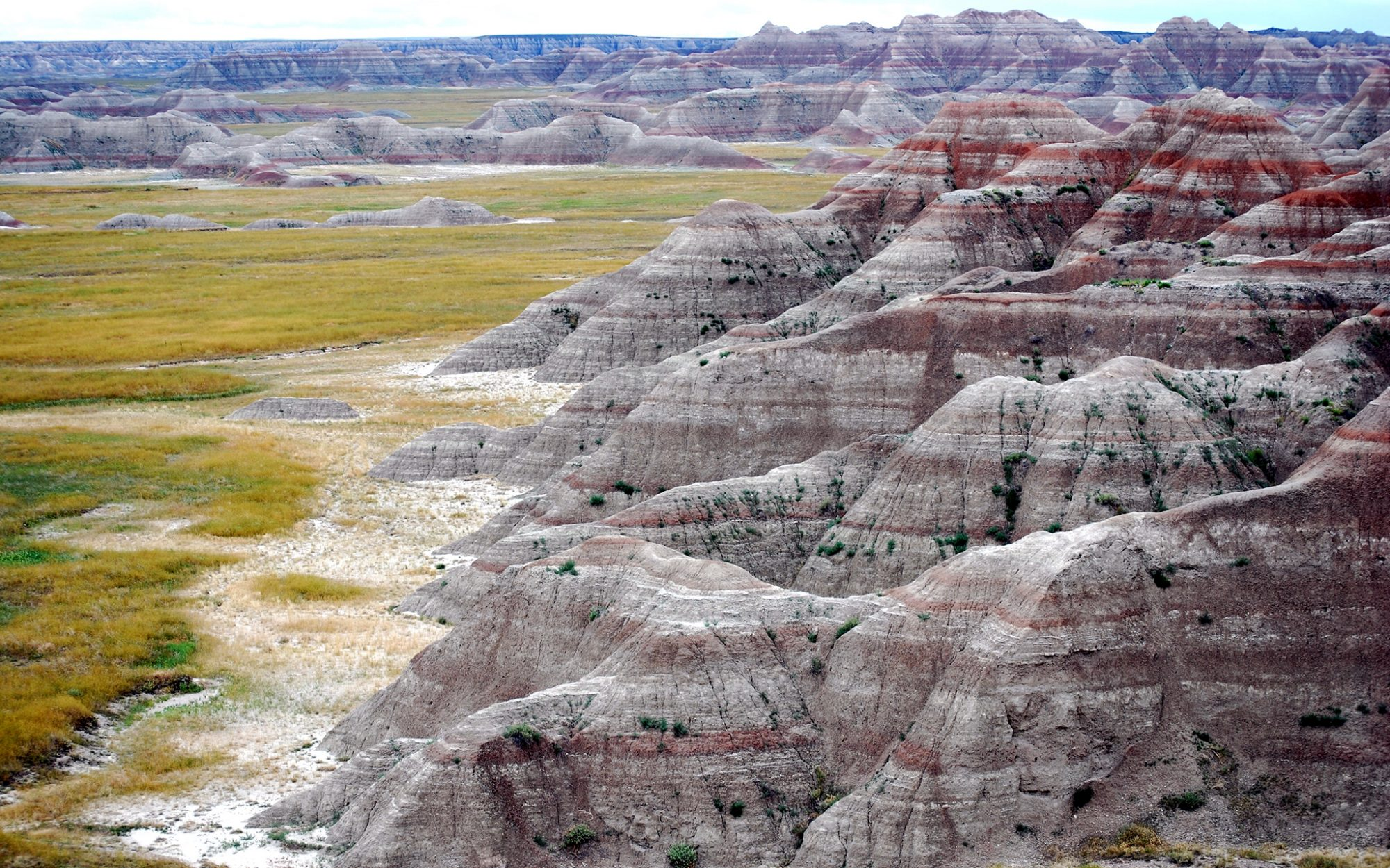 Best Views in America: Badlands National Park, SD