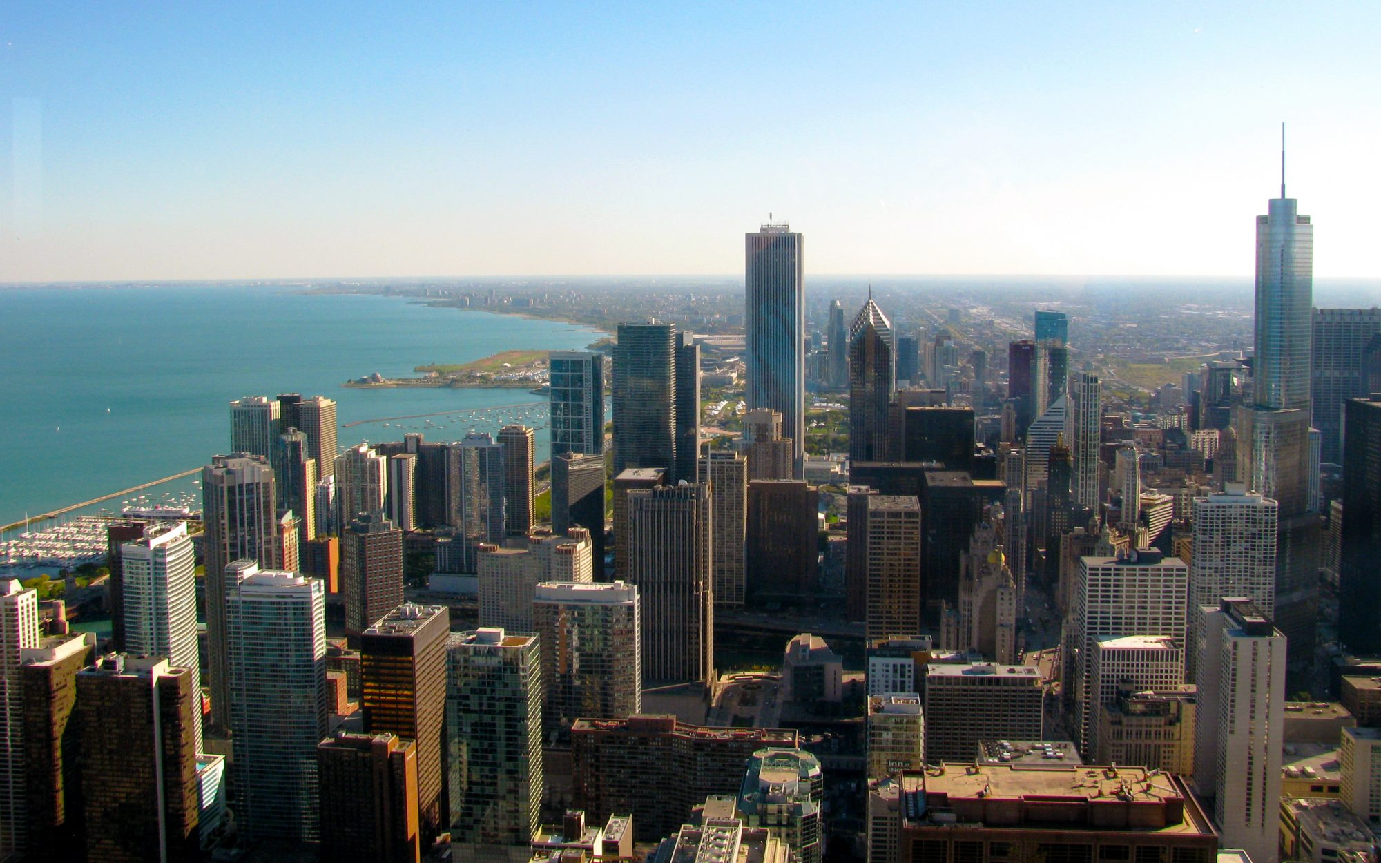Best Views in America: 360 Chicago