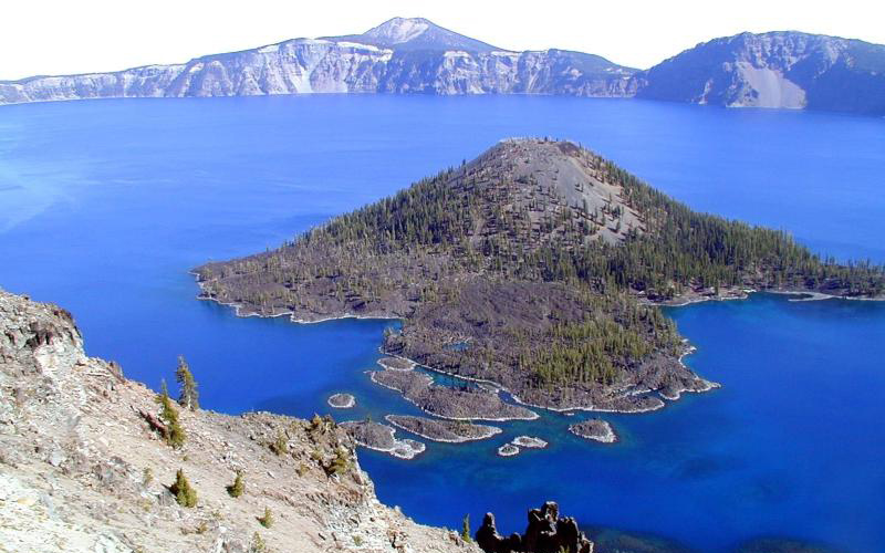 Best Views in America: Merriam Point, Crater Lake, OR