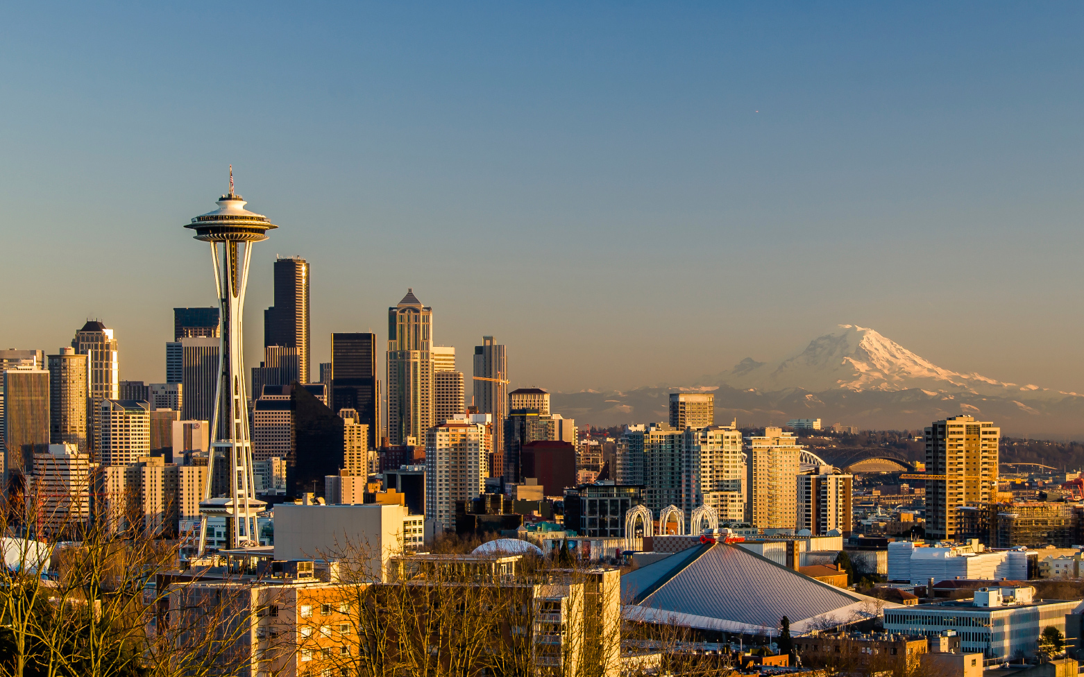 Best Views in America: Kerry Park, Seattle