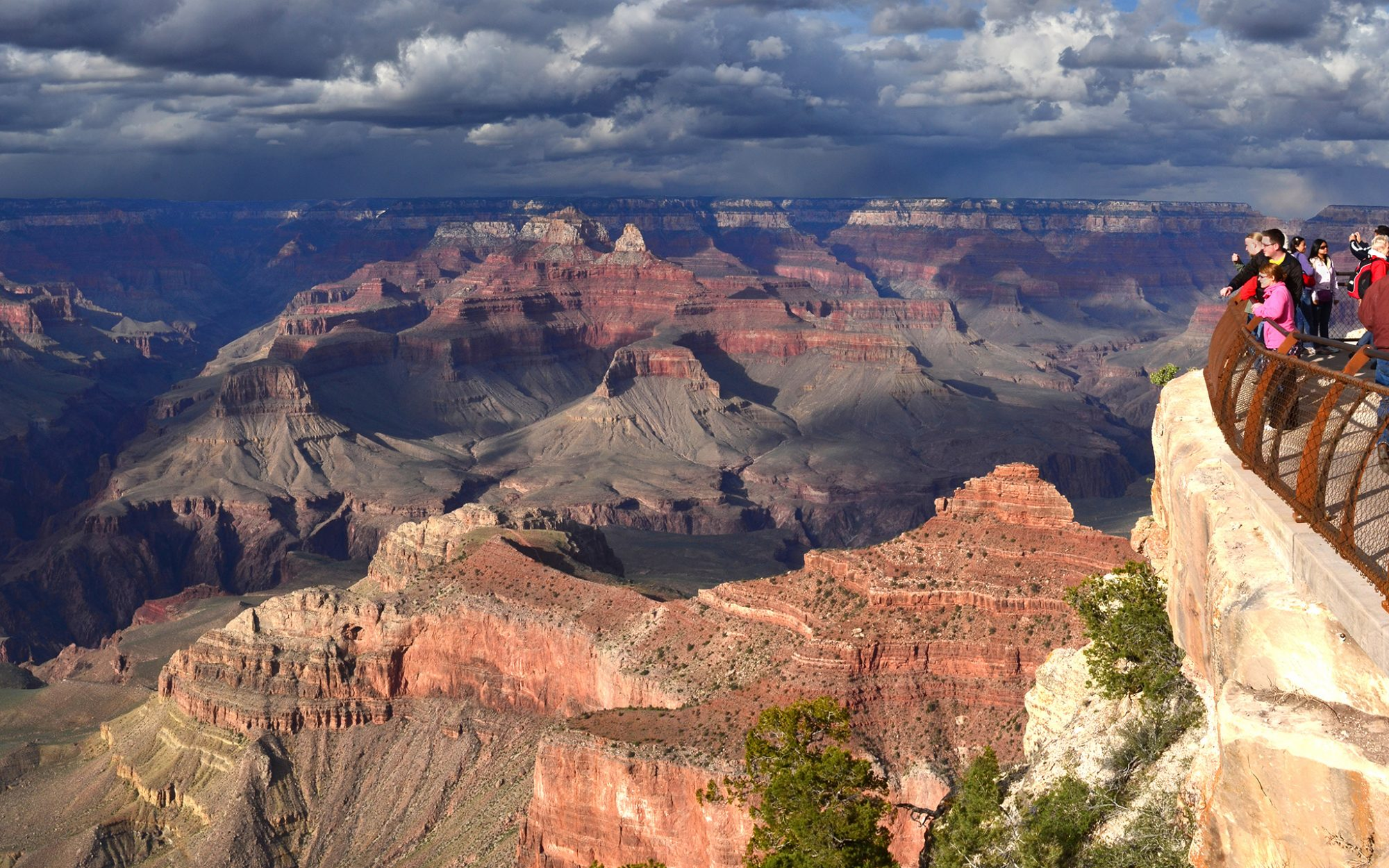 Best Views in America: Mather Point, Grand Canyon, AZ