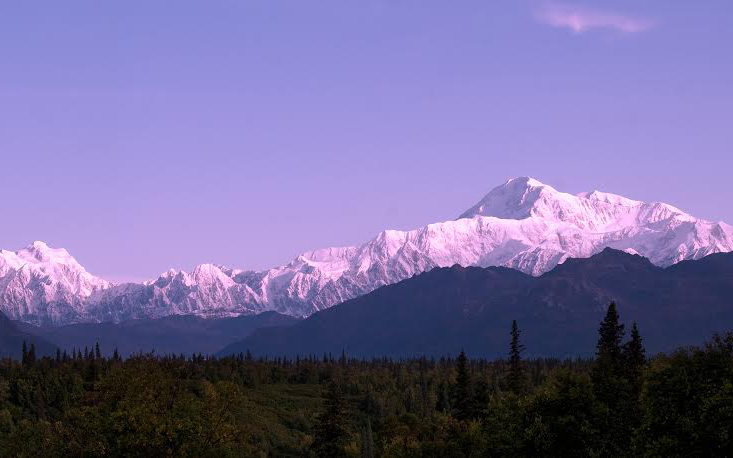 Best Views in America: George Parks Highway, Denali State Park, AK