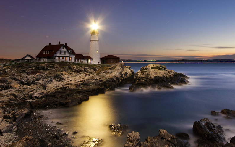 Best Views in America: Portland Head Lighthouse, ME