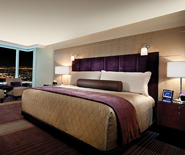 Most Comfortable Hotel Beds: Aria Resort & Casino, Las Vegas
