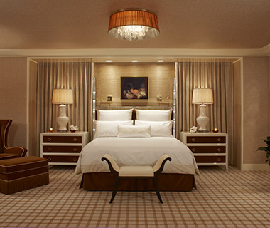 Most Comfortable Hotel Beds: Encore at Wynn Las Vegas