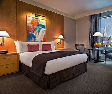 Most Comfortable Hotel Beds: Sofitel New York