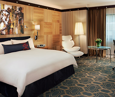 Most Comfortable Hotel Beds: Sofitel Philadelphia