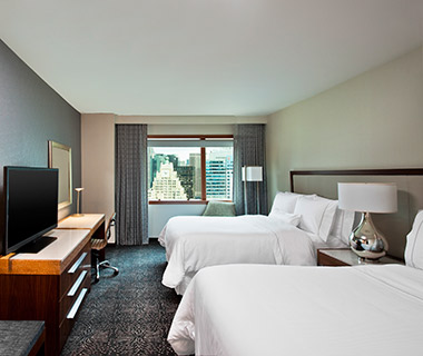 Most Comfortable Hotel Beds: The Westin New York Times Square