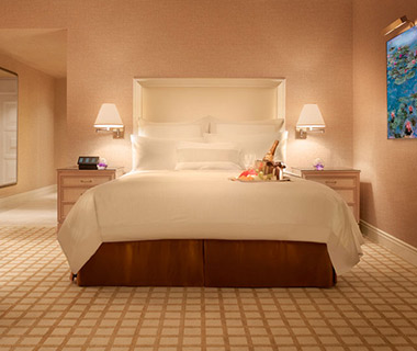 Most Comfortable Hotel Beds: Wynn Las Vegas