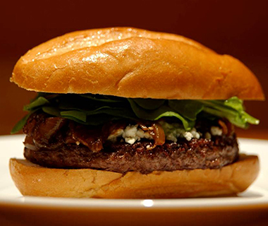 America's Best Burgers: Office Burger, Father's Office, Santa Monica, CA